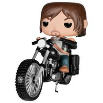 Boneco Funko Pop The Walking Dead - Daryl Dixons Chopper 08