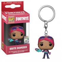 Boneco Funko Pop - Keychain Fortnite Brite Bomber