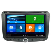 """Central Multimidia Booster Geely EC7 BR-010 7"""" S90 Phonelink 2014"""