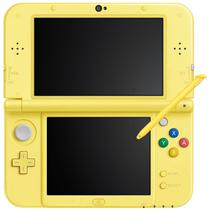 Console New Nintendo 3DS XL New Estilo Pikachu Edition - Amarelo