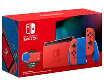 Console Nintendo Switch Mario Red/Blue Edition