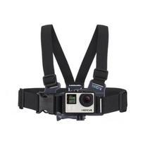 Cameras Gopro Cinta Peitoral GCHM30-001 Hero 3/4/6 Preto