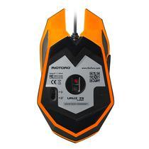 Mouse Riotoro Uruz Z5 Classic RGB 4000 Dpi Multicolor