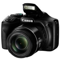 Camera Fotografica Canon Powershot SX540 HS Wi Fi de 20.3MP/Video Full HD - Preta