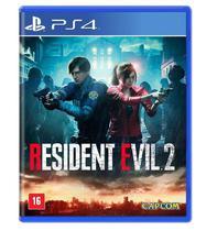Jogo Resident Evil 2 PS4