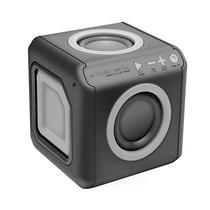 Caixa de Som Portatil Audiocube Elg Rio PWC-Audbl Bluetooth - Preto/Cinza