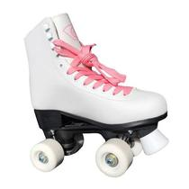 Patins Patins Quad Perfect Sports QS-44 (39 /Branco-Rosa)