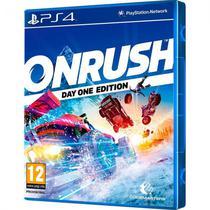 Jogo Onrush Day One Edition PS4