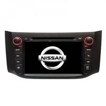Central Multimidia Winca Nissan Sentra S100 2014/16