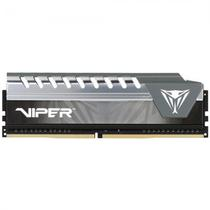 Memória Viper Gaming Patriot Elite CL16 4GB DDR4 2400 Gray