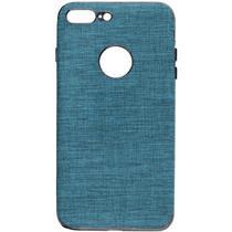 Case iPhone 7/8+ Wesdar - Turquesa/Preto