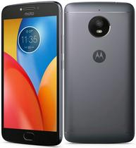 "Smartphone Motorola E4 Plus XT1772 1 Sim Lte 5.5""HD 2GB/16GB 13MP+5MP Cinza"