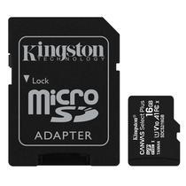 Cartao de Memoria Kingston 16GB 100MBS - Preto (SDCS2/16GB)