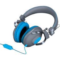 Fone Dreamgear HM-260 Azul e Cinza