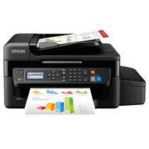 Impressora Multifuncional Epson L575 4X1 I/s/C/F Bivolt Wireless Preto