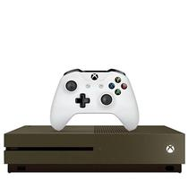 Console Xbox One s de 1TB Microsoft 1681 RB Bivolt - Verde