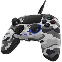 Controle Revolution Pro Nacon Camuflado Cinza PS4
