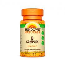 B Complex 100 Capsulas - Sundown