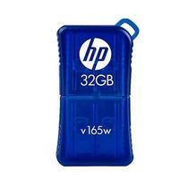 Pendrive HP V165W 32GB USB 2.0 - Azul