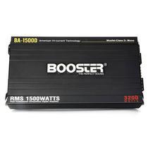 Amplificador Booster 1CH BA-1500D Mono Digital 3200W/1500W