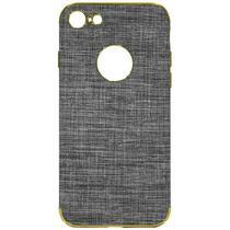 Capinha para iPhone 7/8 Wesdar - Cinza/Dourada