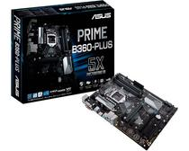 Placa Mãe Asus LGA1151 B360-Plus Prime DVI-D/HDMI/USB