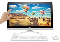 "Desktop HP 22-B013W Pentium 1.6GHZ/ 4GB/ 1TB/ DVD-RW/ 21.5"" FHD/ W10"