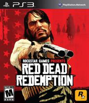 Jogo Red Dead Redemption PS3