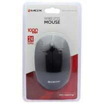 Mouse Mox MO-M807W - Wireless - Preto