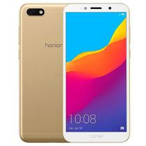 """Smartphone Huawei Honor 7S DUA-L22 Dual Sim 16GB de 5.45"""" 13MP/5MP Os 8.1 - Dourado"""