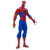 """Boneco Hasbro Titan Hero Series Spider Man 12"""""""