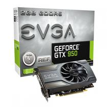 Placa de Vídeo EVGA GTX950 Ref Gam 2GB/DDR5/128B/1025MHZ (02G-P4-1952-KR)