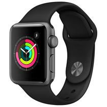 Relogio Apple Watch Serie 3 38MM MQKV2LL/A - Cinza Espacial