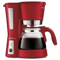 Cafeteira Mondial Bella Arome 26 C26 com Sistema Corta-Pingos 110V - Vermelho