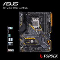 Placa Mãe Asus LGA1151 Z390-Plus Tuf Gaming HDMI/DVI-D