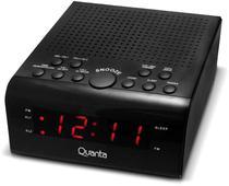 Radio Relogio Quanta QTRAR-4300 - Bivolt