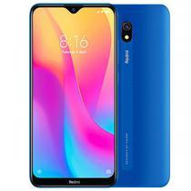 Smartphone Xiaomi Redmi 8A Dual Sim 4+64GB Tela 6.22 12MP/8MP Os 9.0 - Azul
