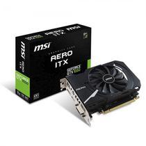 Placa de Vídeo MSI Geforce GTX1050 Aero Itx Oc 2GB