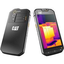 Celular Caterpillar Cat S60 4BD Dual Chip Lte Preto B1 Usa/BZ