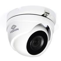 Camera de Vigilancia CFTV Vizzion VZ-DD8T-Itm Lente 3.6 MM - Branco