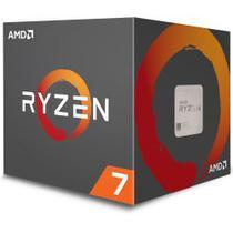 Processador AMD AM4 Ryzen R7-2700X 3.7GHZ 20MB