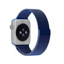 Pulseira 4LIFE Milanese Loop Apple Watch 42MM Azul
