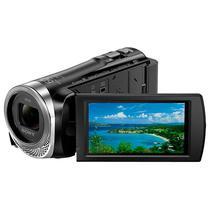 """Filmadora Sony Handycam HDR-CX455 de 8GB Tela 3"""" com Wi-Fi/NFC/HDMI - Preta"""