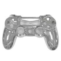 Carcaca de Controle Dualshock 4 para PS4 V1 Prata