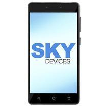 """Smartphone SKY Elite 5.0P Dual Sim 8GB Tela 5.0"""" 8MP/2MP Os 6.0  Prata"""