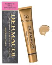Base Dermacol Makeup Cover - Cor 223 30G