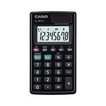 Calculadora Casio SL-797TV-BK 8 Dig Portatil Preto