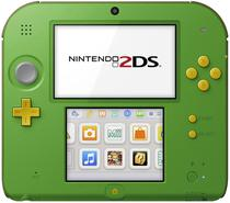 Console Nintendo 2DS Link Edicao The Legend Of Zelda:Ocarina Of Time 3D