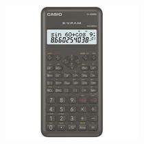 Calculadora Cientifica Casio FX-82MS-2W 2ND Edition - Preto