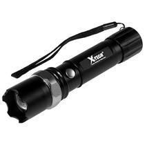 Lanterna LED X-Tech XT-LT2150 3 Watts Recarregavel - Preta